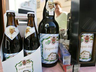 Papežské pivo, lákadlo pro turisty