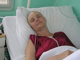 Pavla Tichá - po operaci