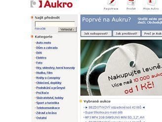 Aukro.cz