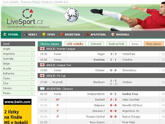 LiveSport.cz