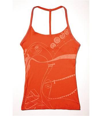 Kliknutím zobrazíte větší formát - Čtyři jarní barvy: oranžová