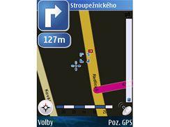 Navigace v Nokii N95