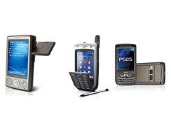 Předchozí PDA a komunikátory Asus