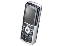 Samsung i300x - První Smartphone s pevným diskem