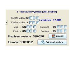 Nastavení kvality videa a zvuku
