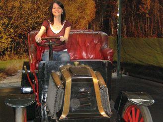 Automobilové muzeum Mulhouse