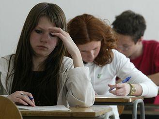 Přijímací zkoušky 2007