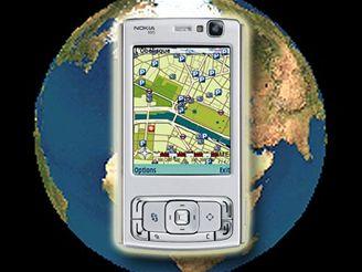 Nokia N95 - test navigace