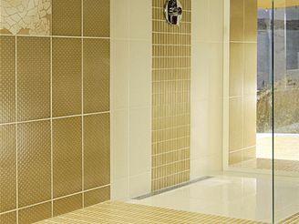 Sprchový kout s dánským designem