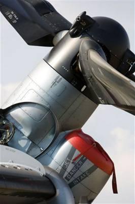V-22 Osprey - detail rotoru