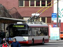 Trolejbusy z Česka nepotřebují troleje