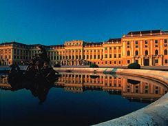 Vídeň - Zámek Schönbrunn