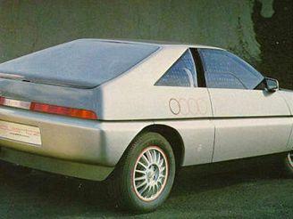 Pininfarina Audi Quartz