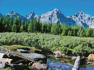 Skalisté hory
