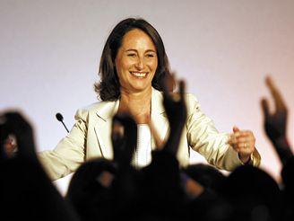 Ségolene Royalová uznala porážku v prezidentských volbách