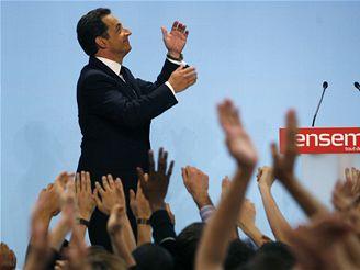 Nicolas Sarkozy, nový francouzský prezident