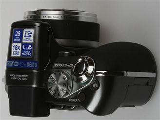 Olympus SP-550 UZ 5