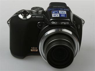 Olympus SP-550 UZ 13