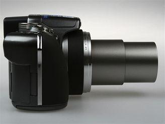 Olympus SP-550 UZ 16