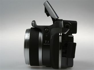 Olympus SP-550 UZ 18