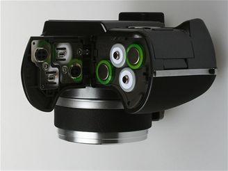 Olympus SP-550 UZ 20