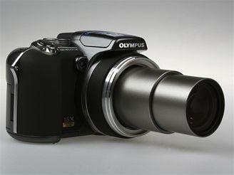 Olympus SP-550 UZ 21