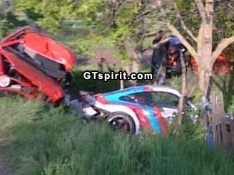 Nehoda v Makedonii