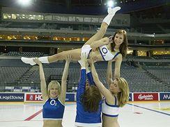 O2 Cheerleaders