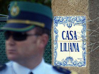 Vila Casa Liliana, na kterou se policisté zaměřili při vyšetřování únosu malé Britky