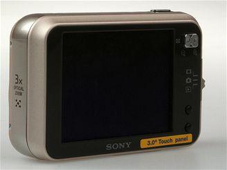 Sony N2 zezadu a zleva