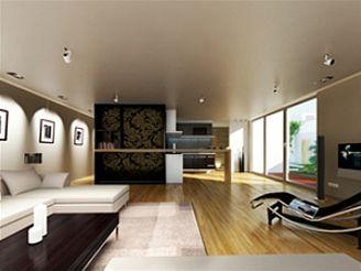 Rezidence Nové Petřiny - interiér bytu