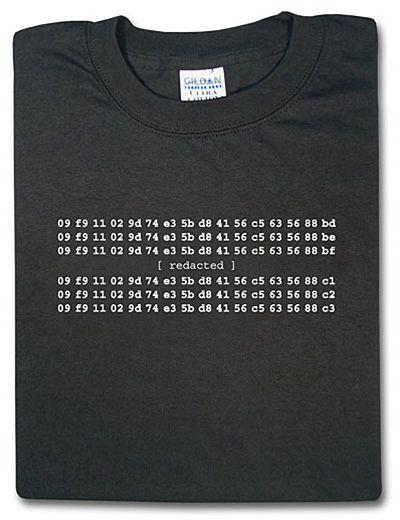 Magická čísla - tričko