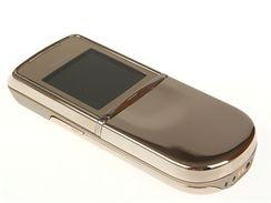Nokia 8800 Shirocco Gold