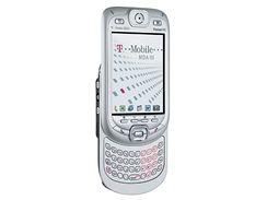 HTC Blue Angel jako T-Mobile MDA III