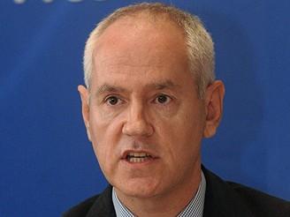 Britský generální prokurátor Ken Macdonald