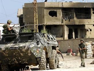 Libanonem otřásají nejhorší boje od občanské války