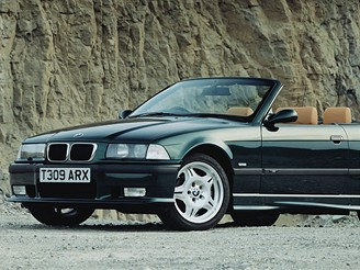 BMW řady 3 cabrio