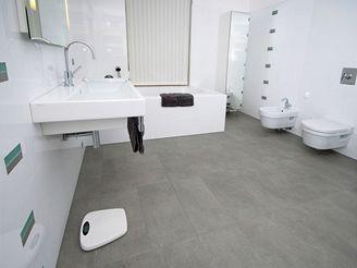 Dokonalá koupelna