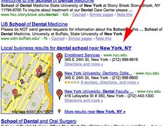 Google Universal - maps