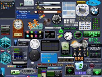 Yahoo! Widget Engine