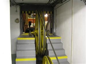Nejstarší podzemní lanovka má 100 let