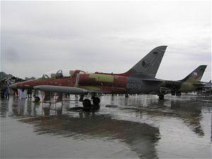 Letecká základna Čáslav slaví 50