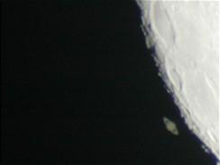 Zakrytí Saturnu Měsícem