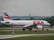 Airbus A319 ČSA