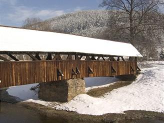 Most v Černvíru