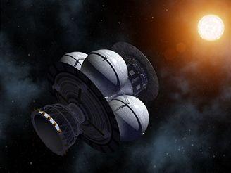 Daedalus - Přílet k Barnardově hvězdě