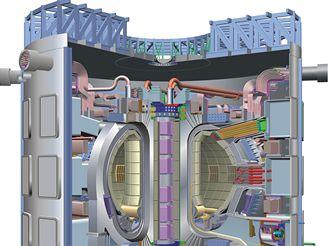 Termonukleární reaktor ITER