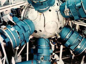 Komora Nova pro inertní termonukleární fúzi