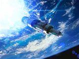 Orion opouští Zemi