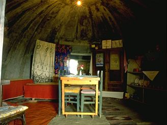 Uvnitř albánského bunkru